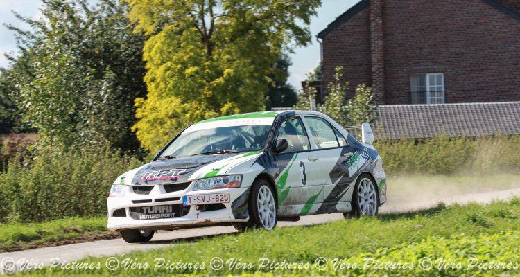 Rallye Jean-Louis Dumont 2017 Turrion