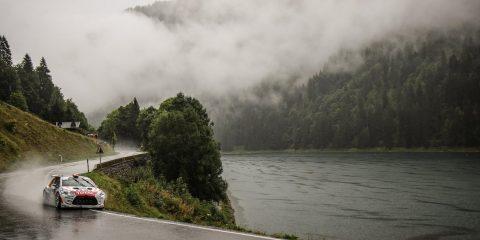 Rallye du Mont-Blanc 2017 Bonato