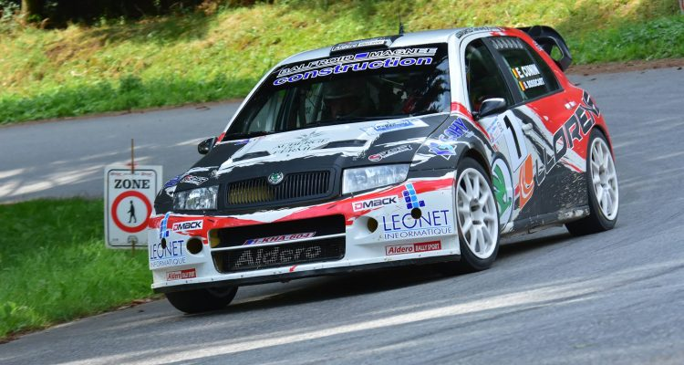Rallye de la Semois 2017 Cunin