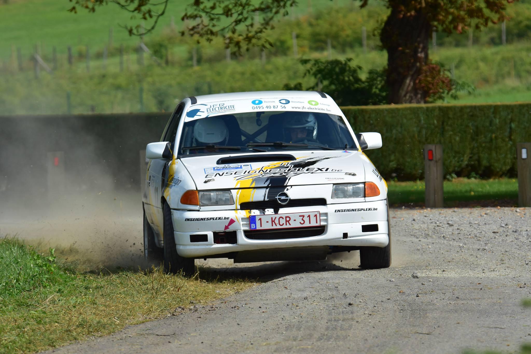 Rallye de la Semois 2017 Delleuse