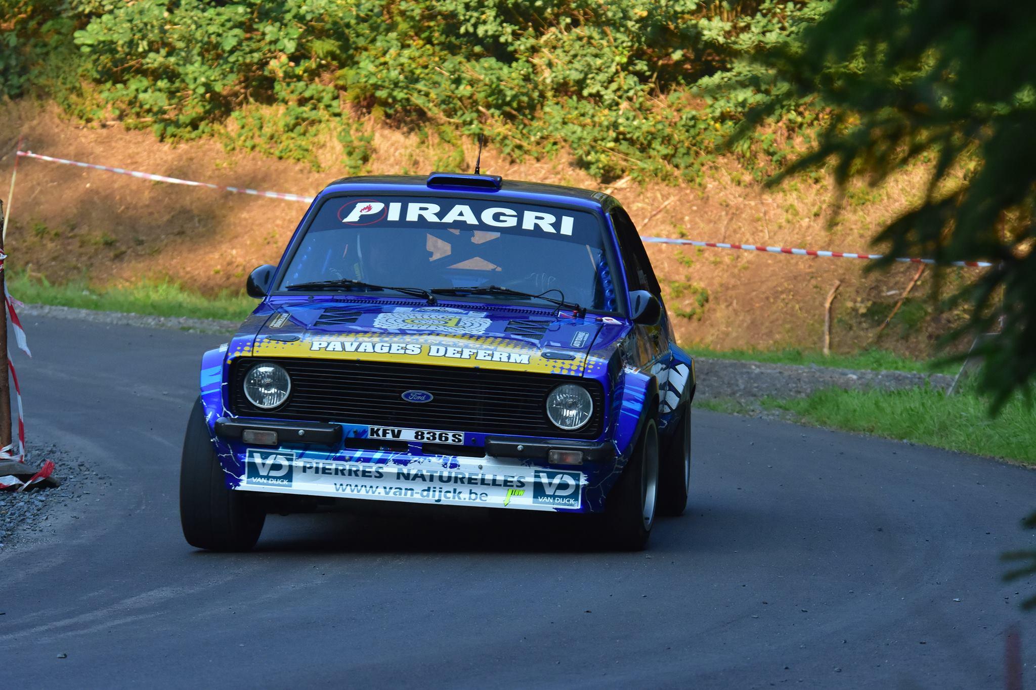 Rallye de la Semois 2017 Deferm