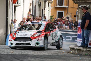 Rally di Roma Capitale 2017 Bouffier