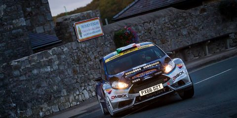 Isle of Man Rally 2017 Cronin