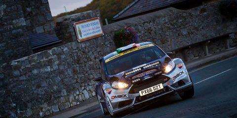 Isle of Man Rally 2017 Cronin