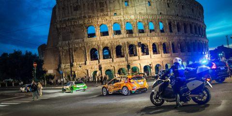 Rally di Roma Capitale 2017