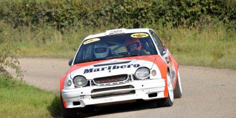 Rallye-Sprint du Trèfle 2017 Dewulf