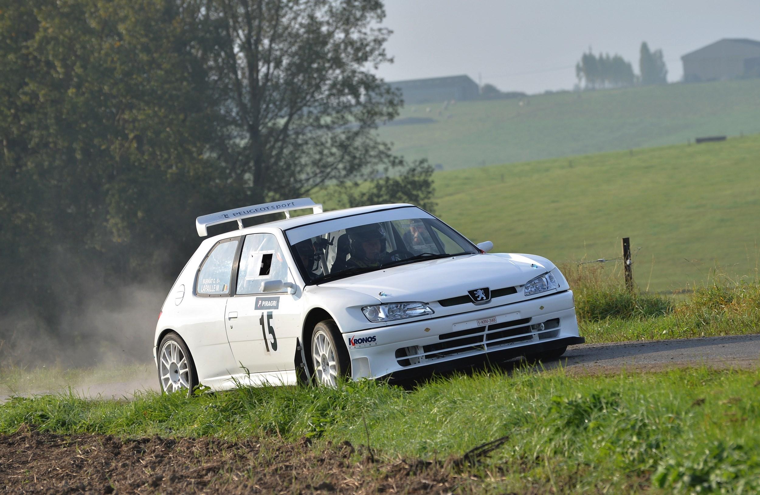 Rallye-Sprint du Trèfle 2017 Gallet