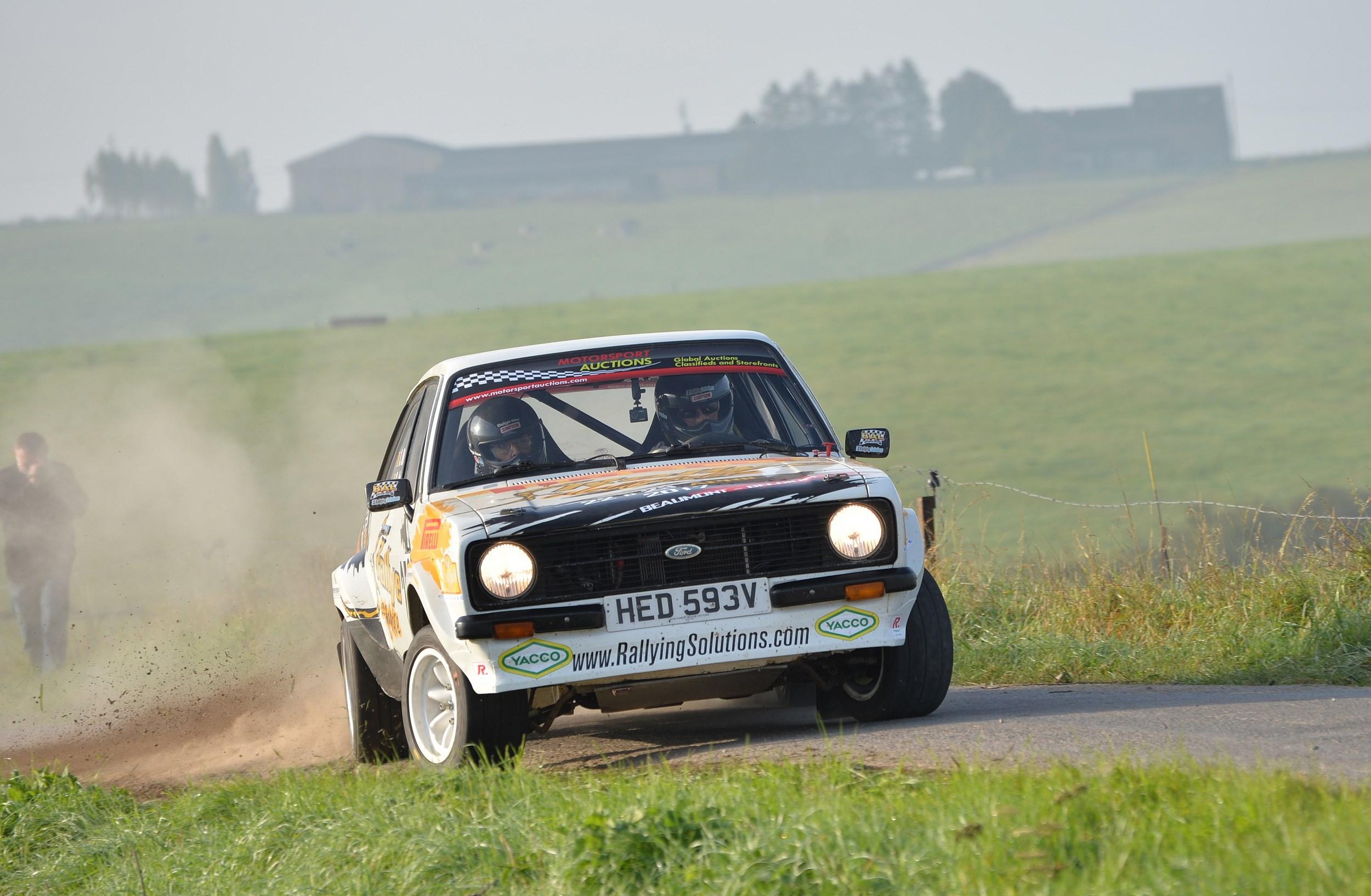 Rallye-Sprint du Trèfle 2017 Jacob