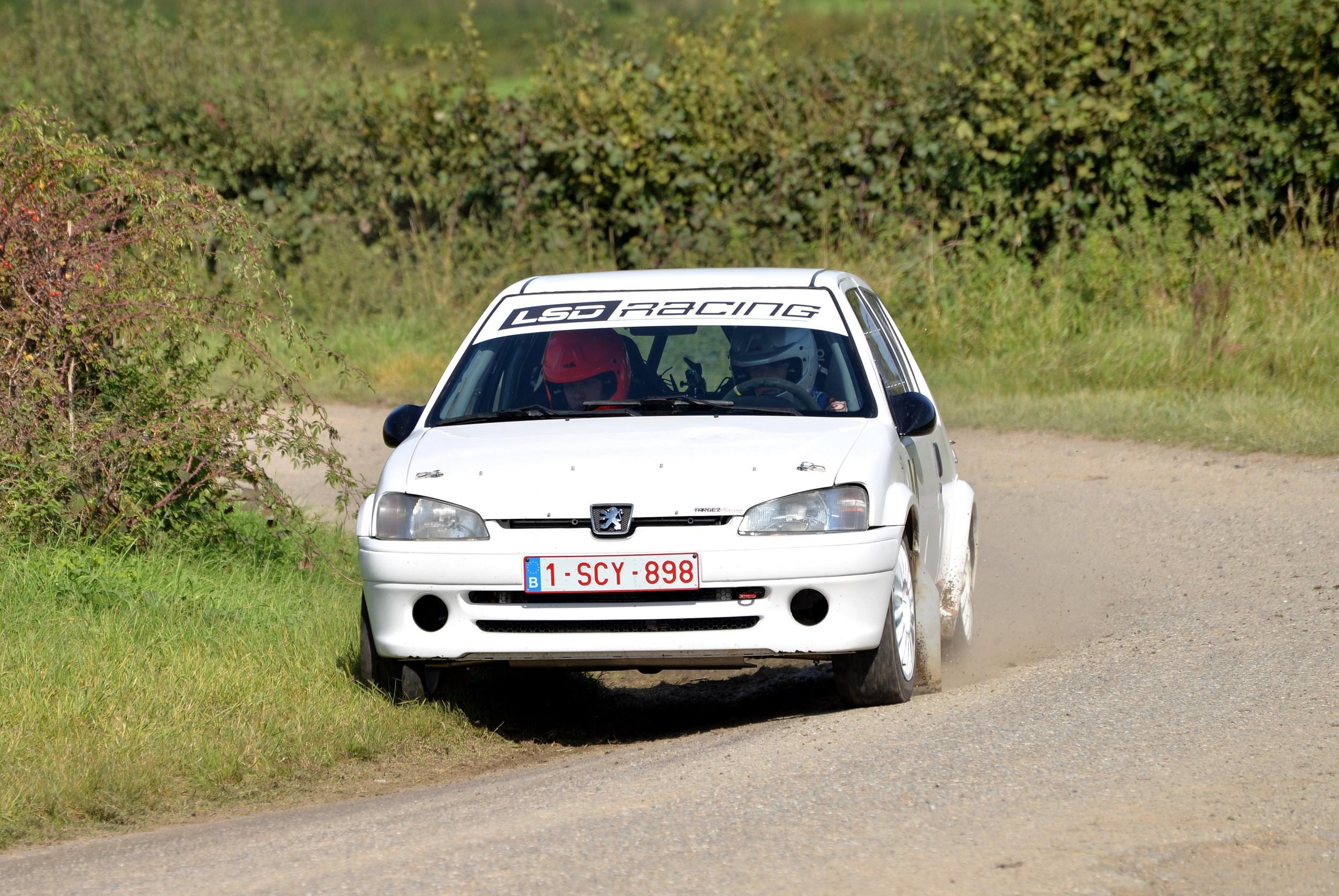 Rallye-Sprint du Trèfle 2017 Lentz