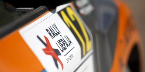 Rally Liepaja 2017