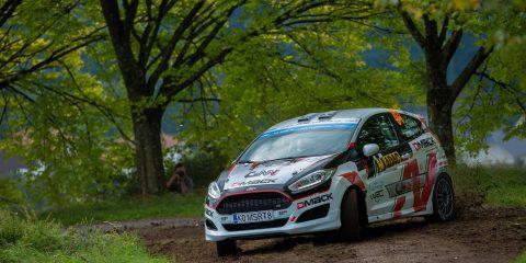 Ciamin WRC-2 2018