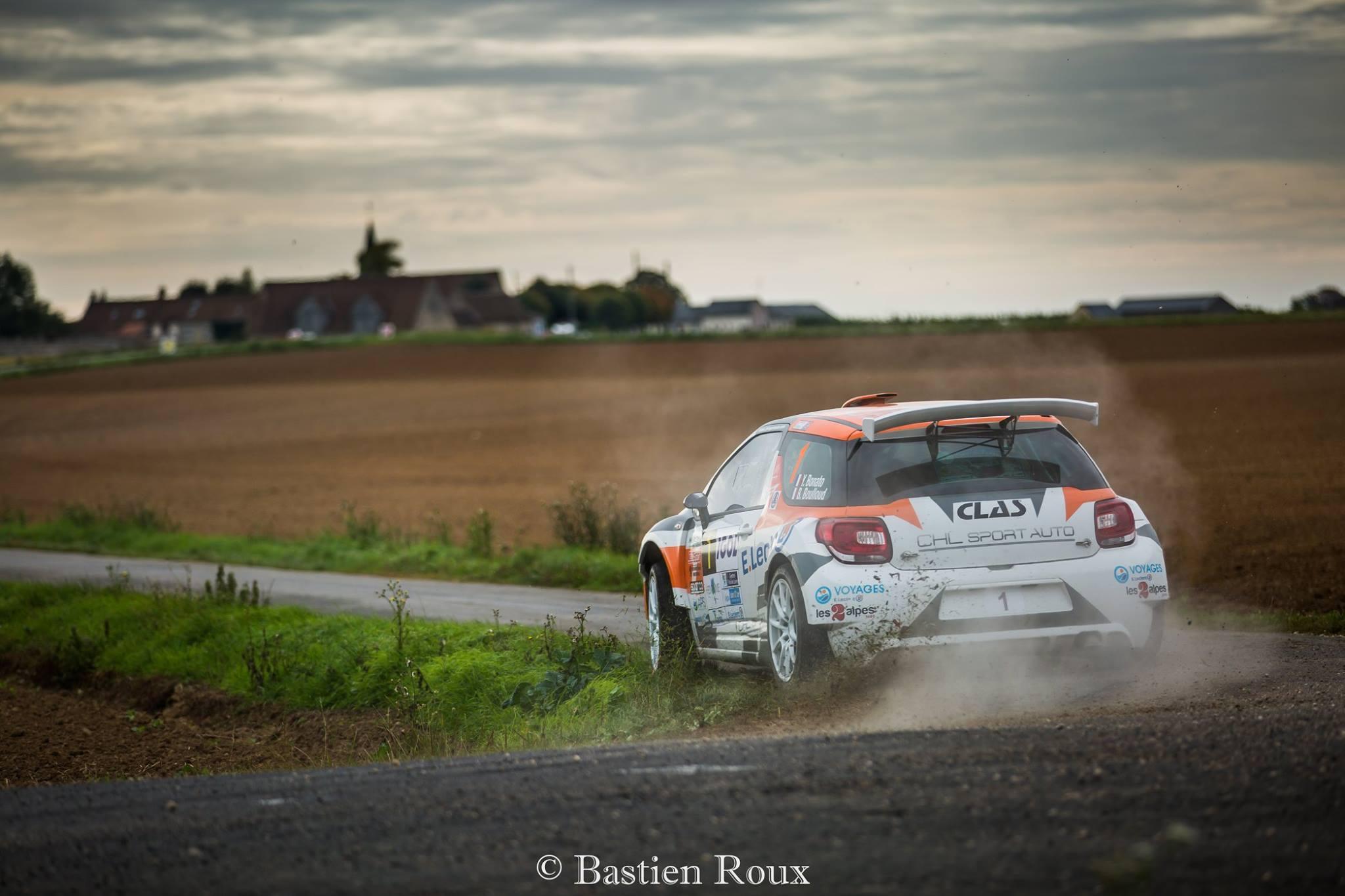 Rallye Coeur de France 2017 Bonato