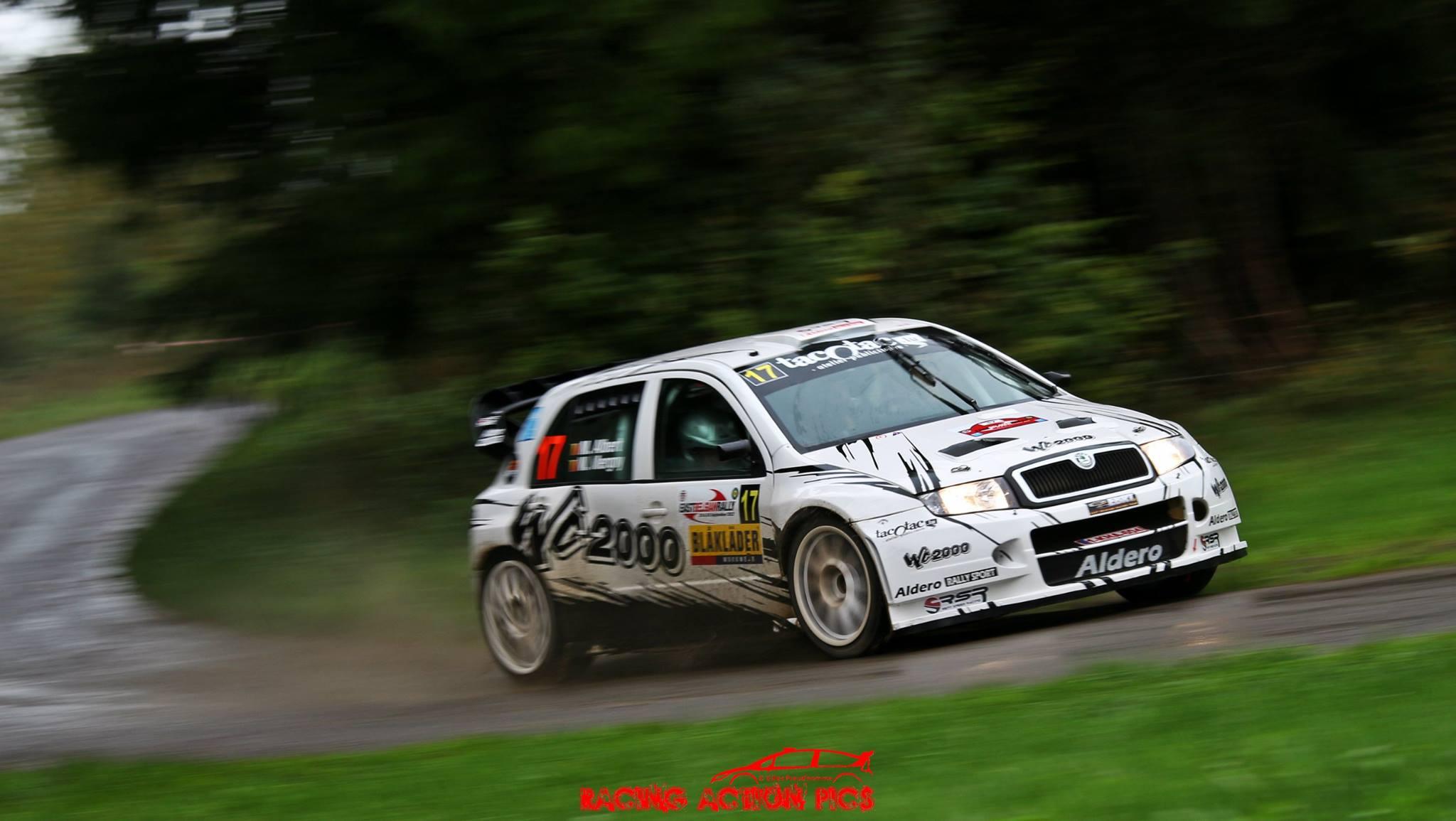 East Belgian Rally 2017 Albert