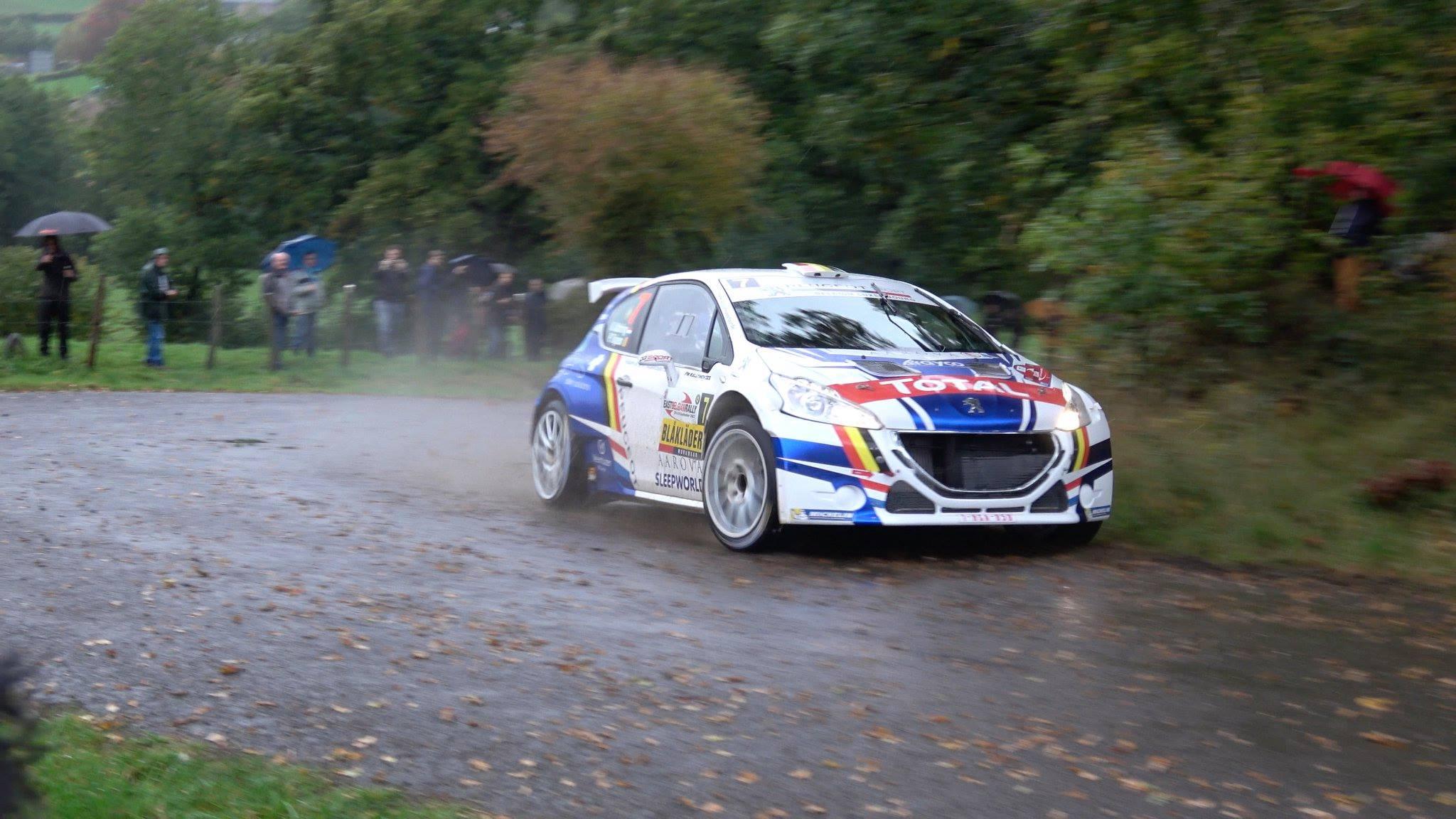 East Belgian Rally 2017 Abbring