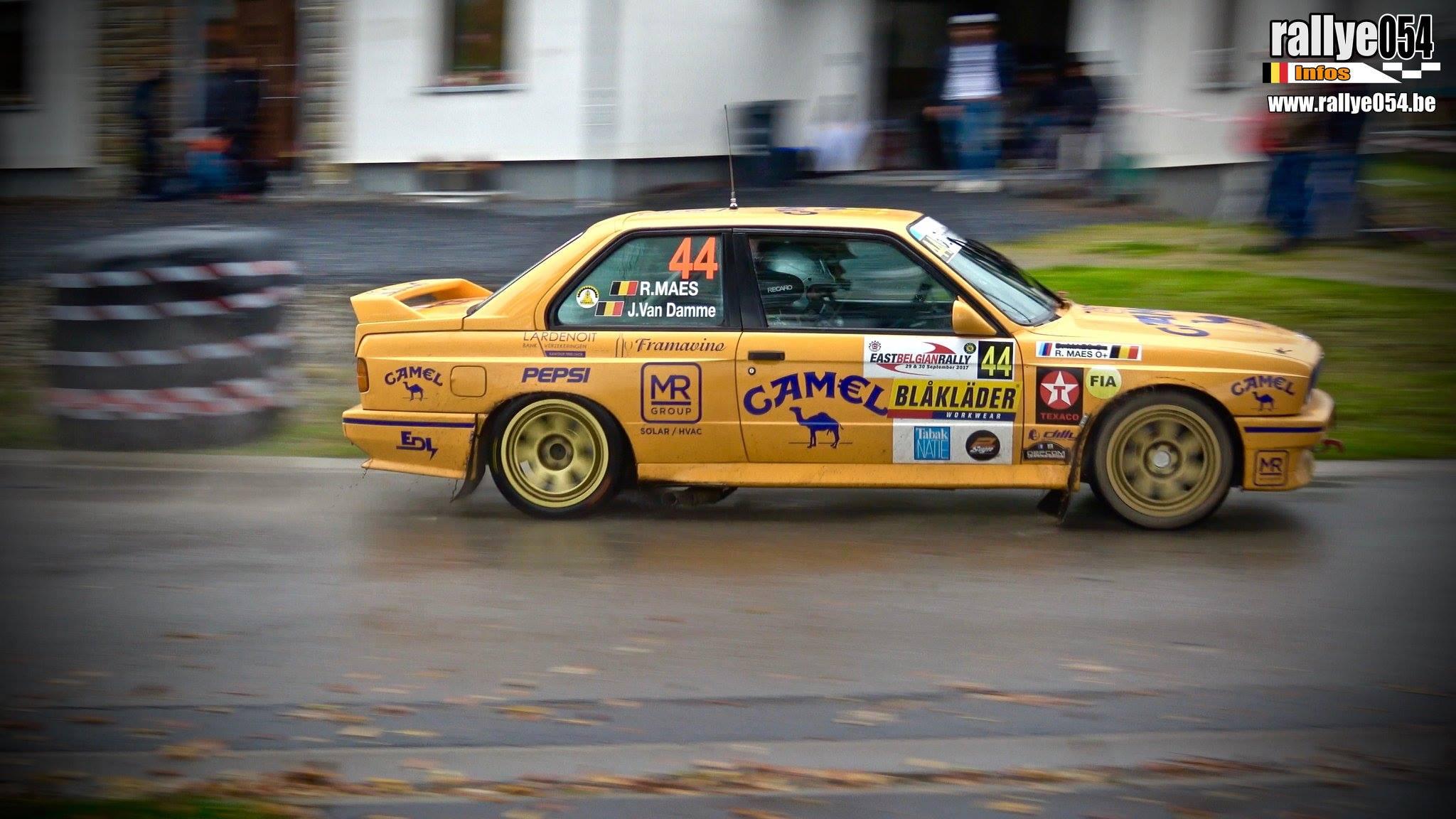 East Belgian Rally 2017 Maes