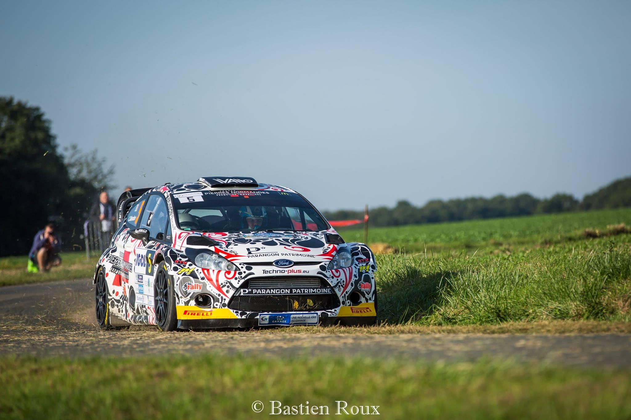 Rallye Coeur de France 2017 Brunson