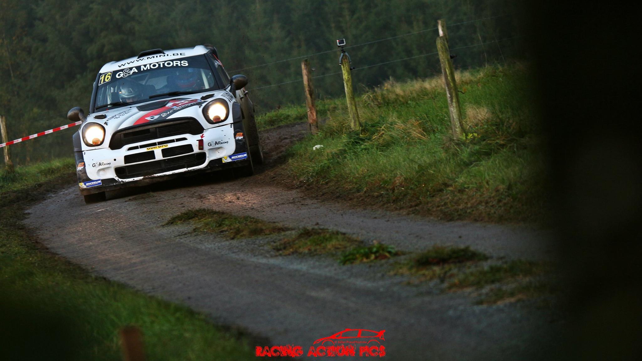 East Belgian Rally 2017 Kenis