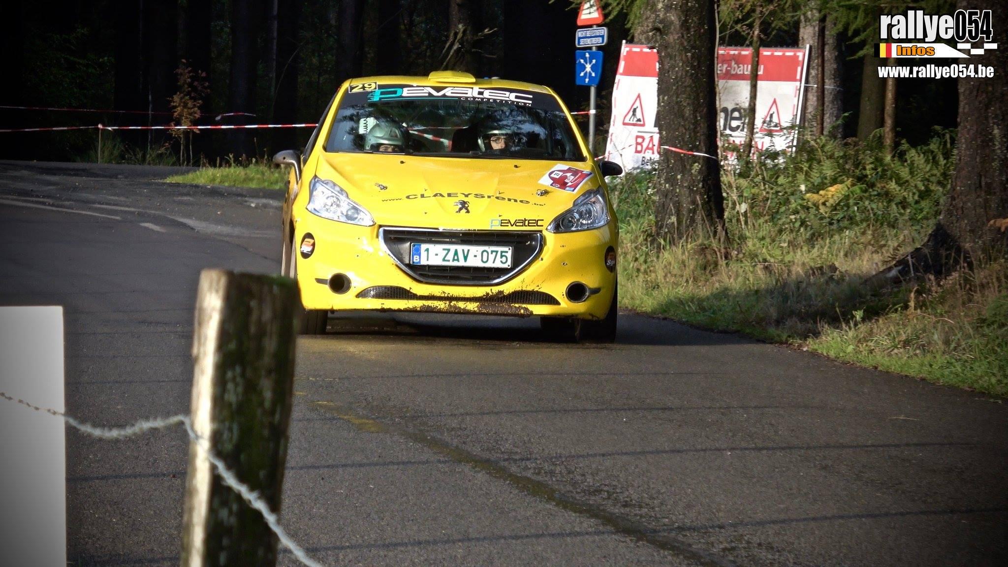 East Belgian Rally 2017 Bedoret