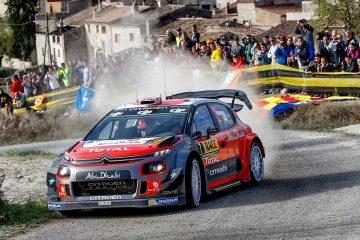 Rally RACC Catalunya 2017 Meeke