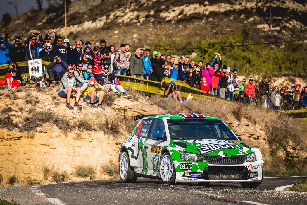 Rally RACC Catalunya 2017 Veiby