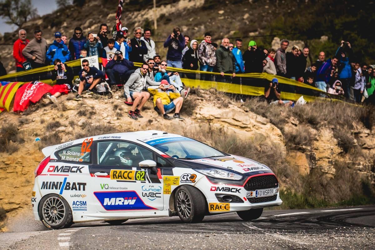 Rally RACC Catalunya 2017 Solans