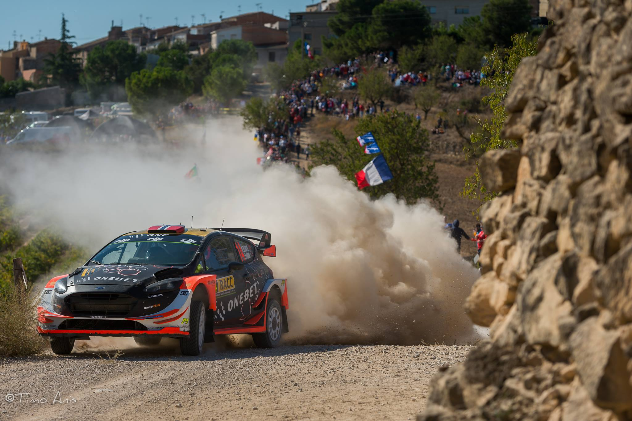 Rally RACC Catalunya 2017 Ostberg