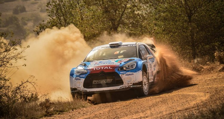 Rallye Terre des Cardabelles 2017 Baud