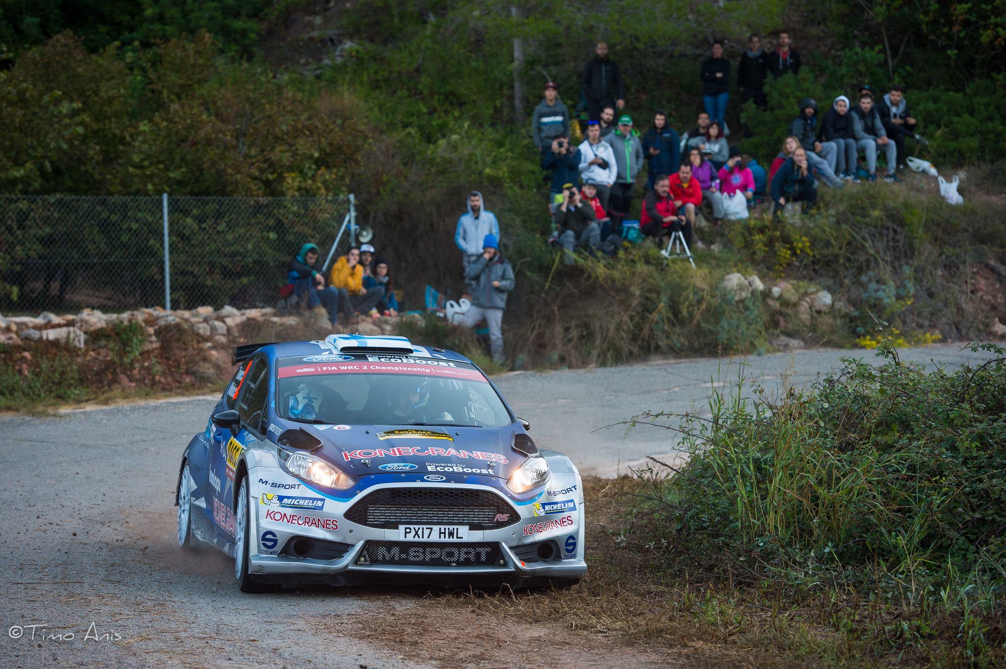 Rally RACC Catalunya 2017 Suninen