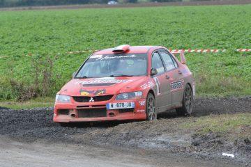 Rallye de Tournai 2017 Heuninck
