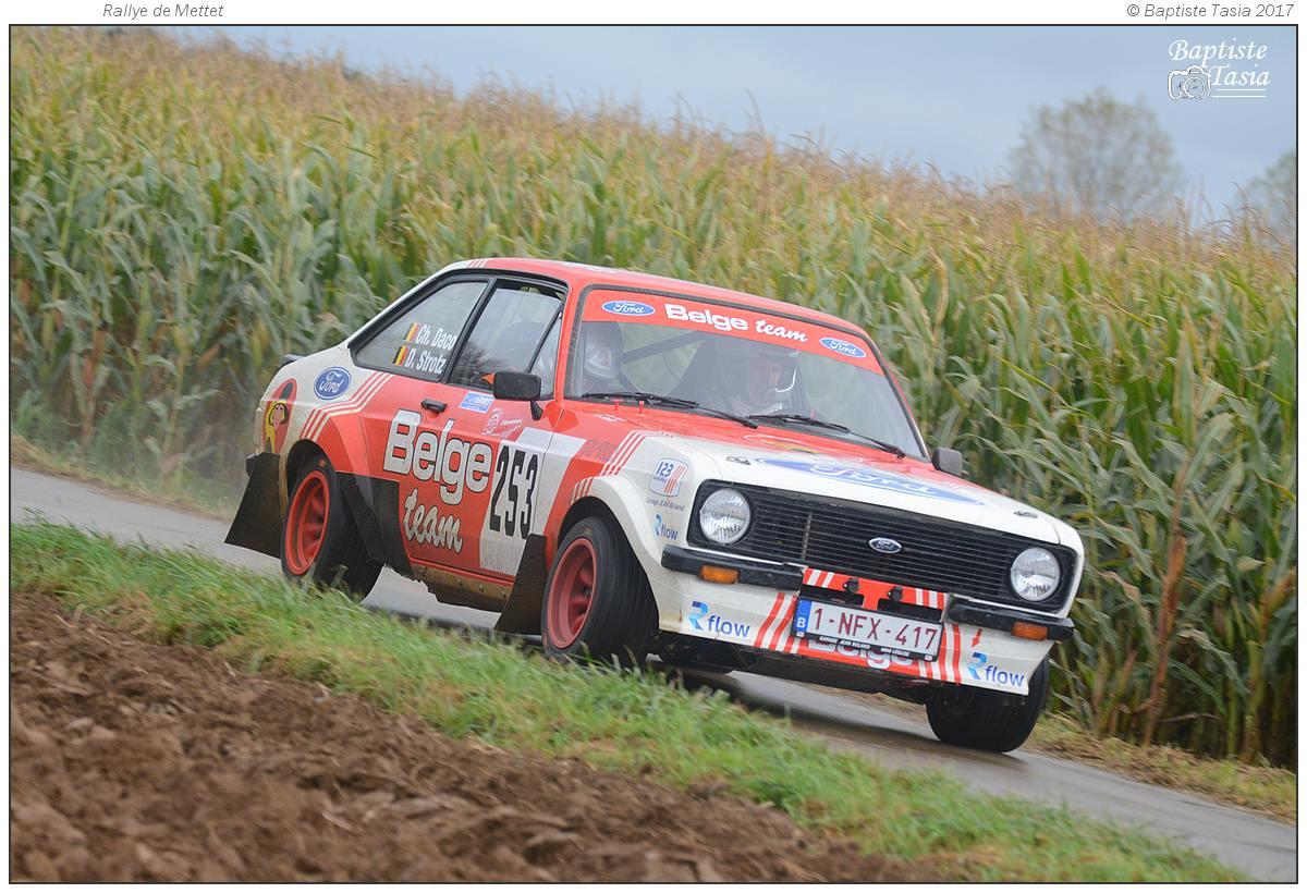 Rallye de Mettet 2017