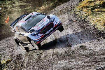 Wales Rally GB 2017