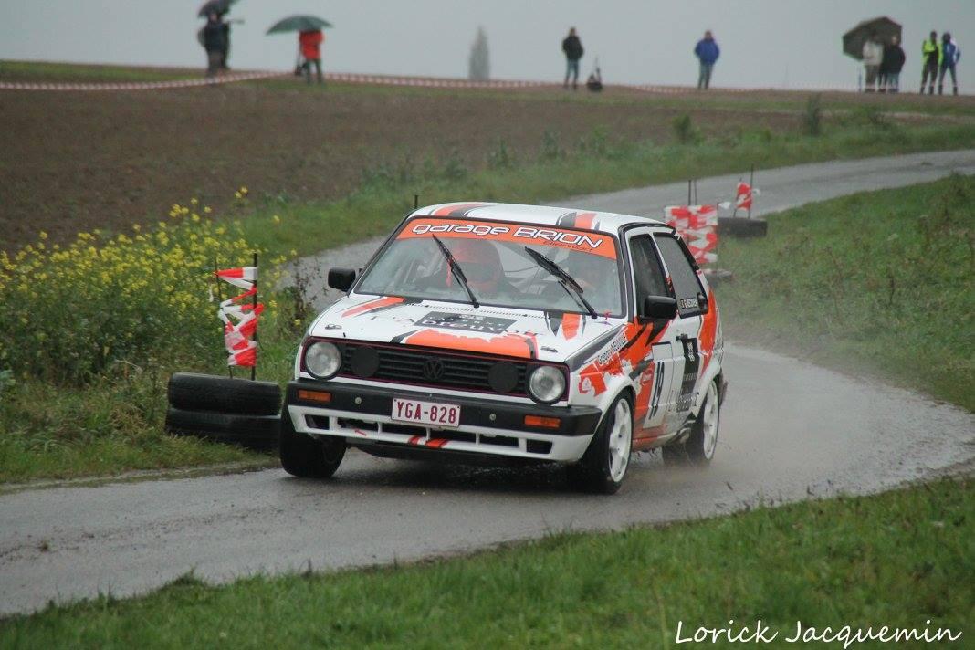 Rallye-Sprint Villersois 2017