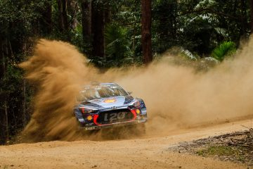 Kennards Hire Rally Australia 2017