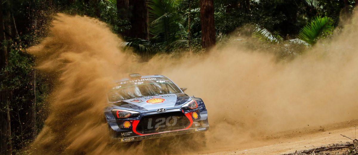 Rally Australia 2017
