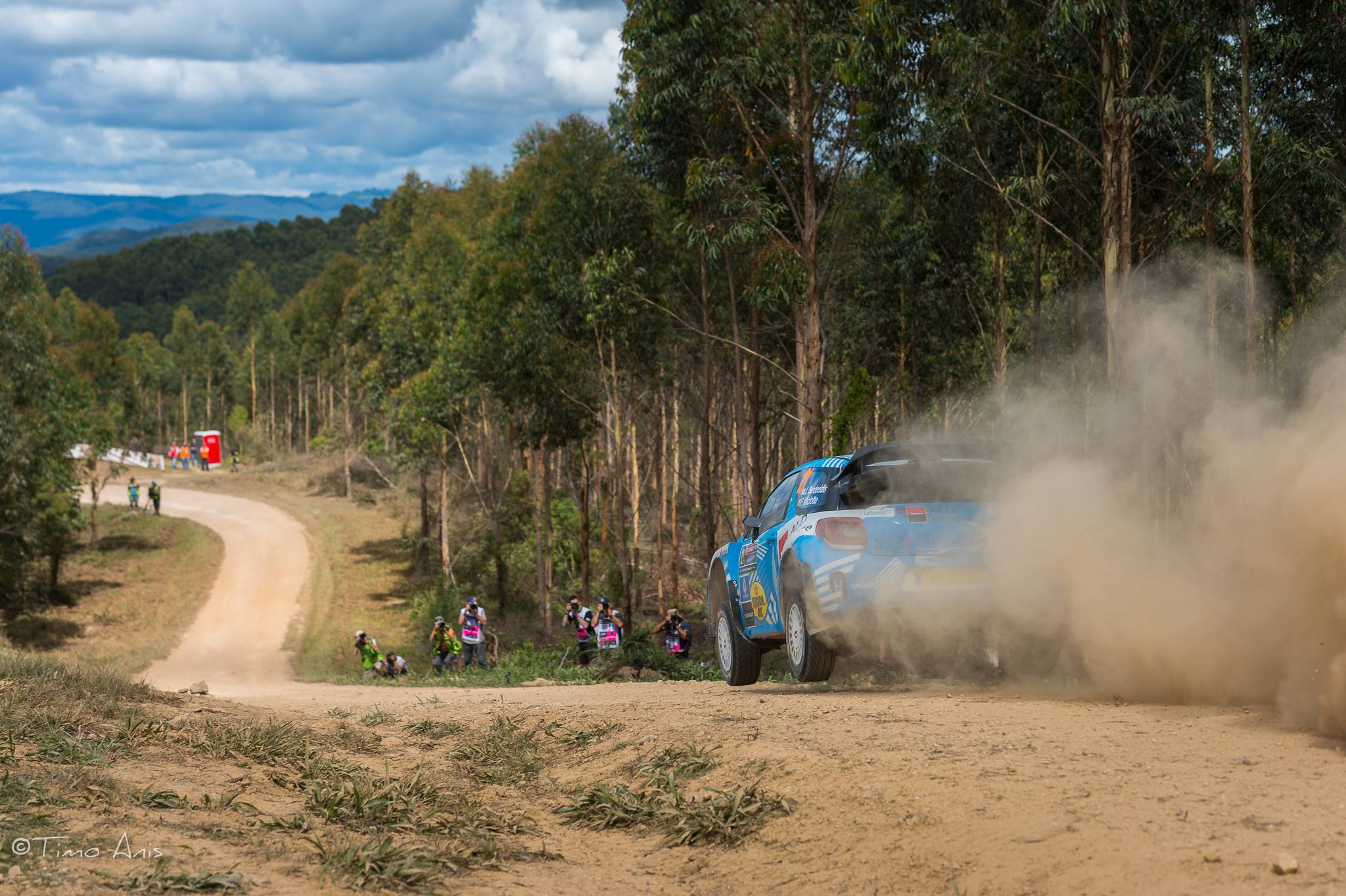 Kennards Hire Rally Australia 2017