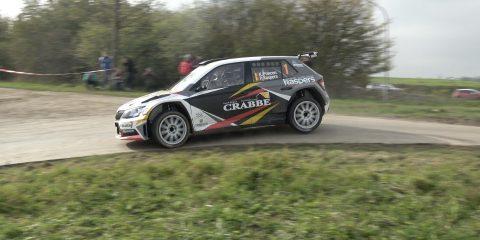 Test Rallye du Condroz 2017