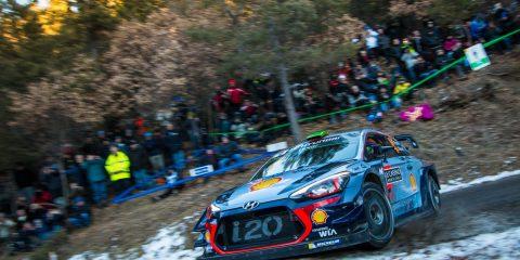 Rallye Monte-Carlo 2018