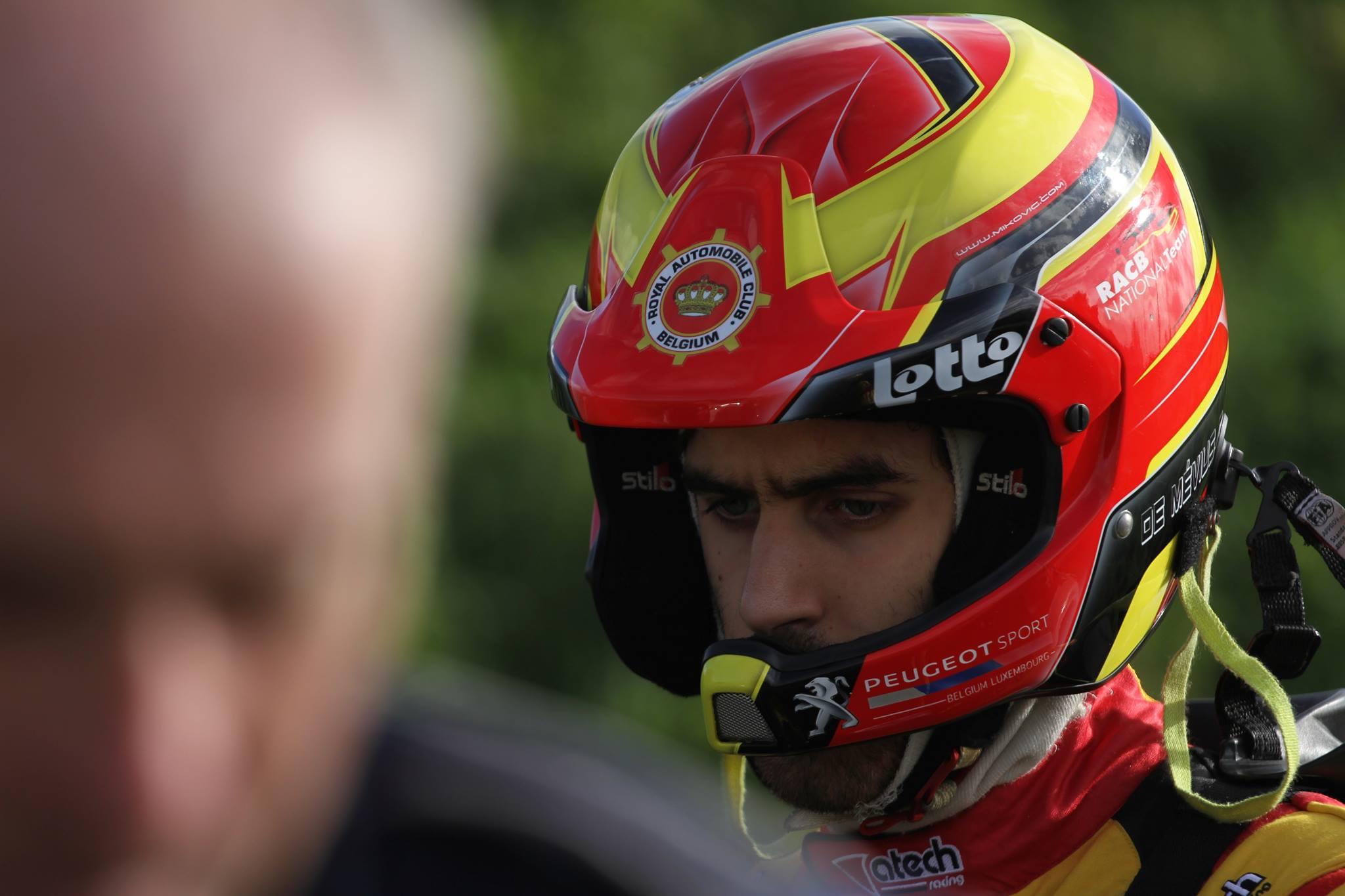 De Mévius prendra le départ du prochain Rallye Monte-Carlo