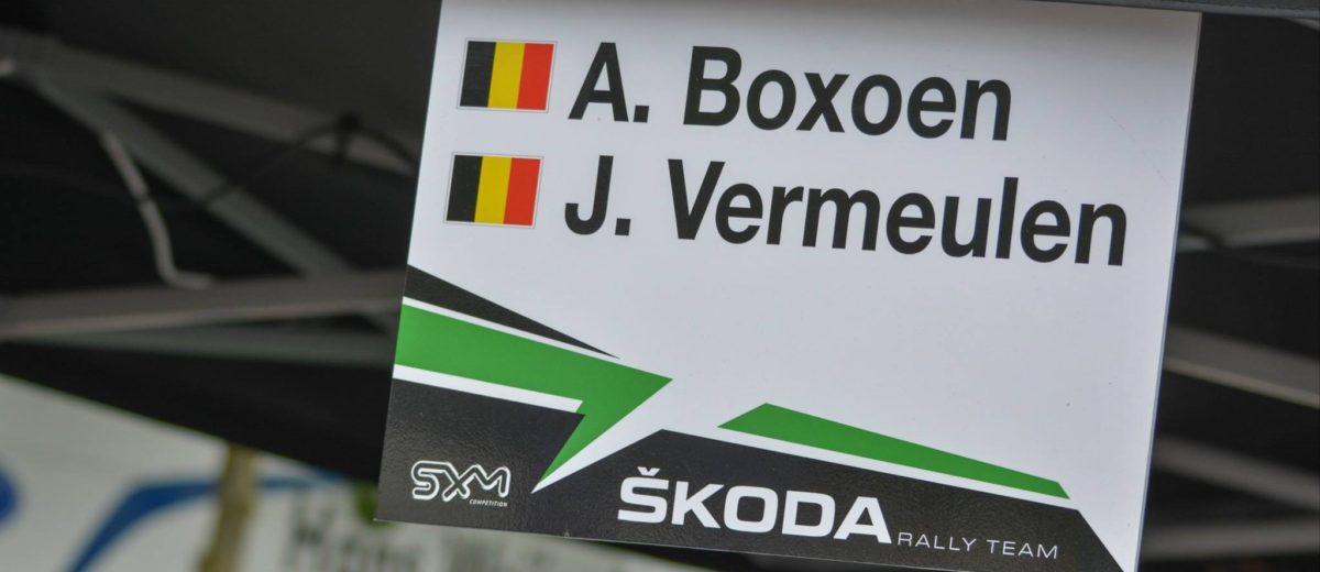 Boxoen poursuivra l'aventure avec Skoda en 2018