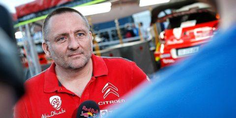 Matton quitte son poste pour devenir le nouveau Directeur Rallyes