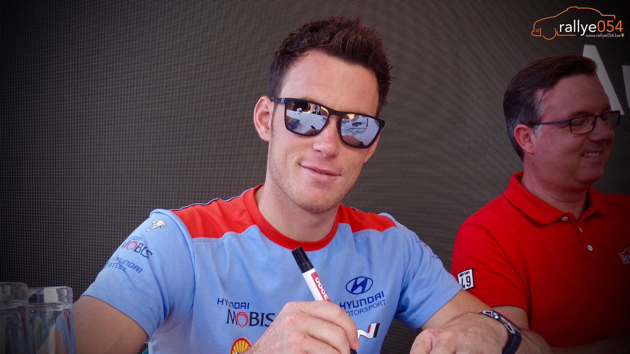 Neuville participera au Renties Ypres Rally 2018