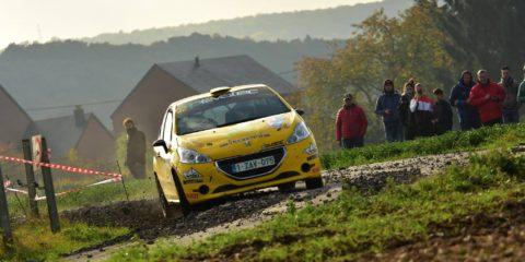 Pirelli sera le partenaire exclusif du Junior Belgian Rally Championship