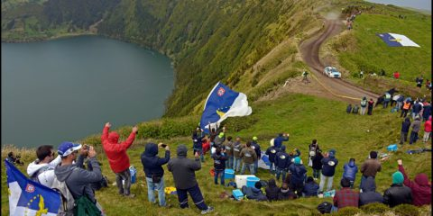 Azores Airlines Rally 2018