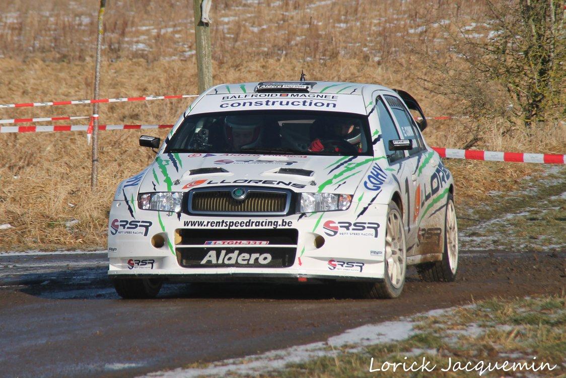 Rallye-Sprint de l'Homme 2018