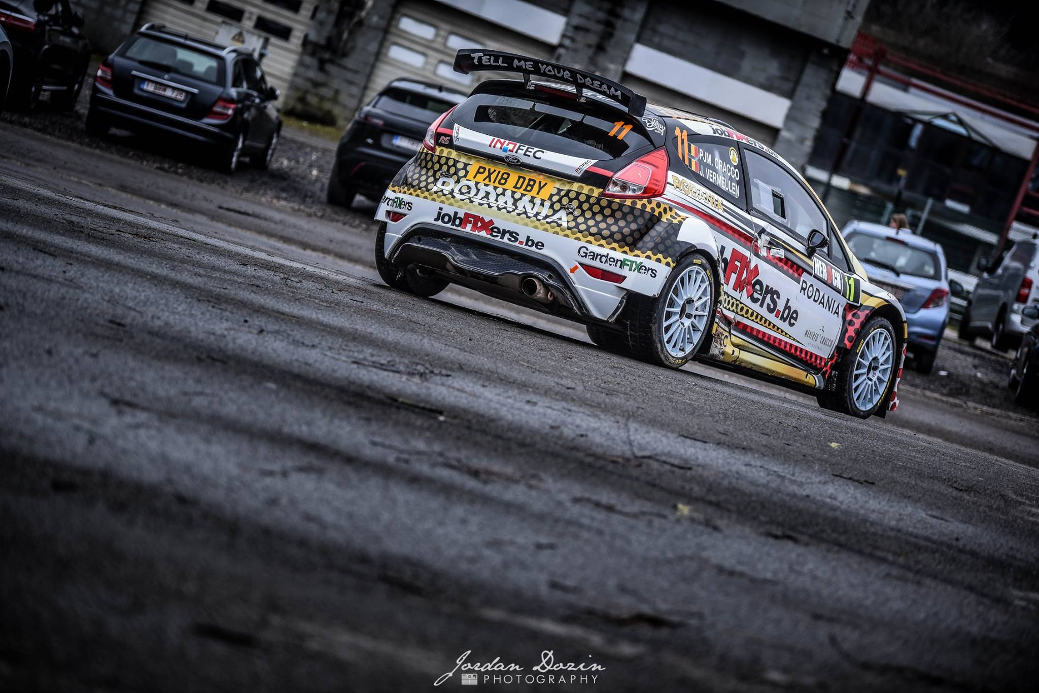 Boxoen pilotera une Ford Fiesta R5 dès le TAC Rally
