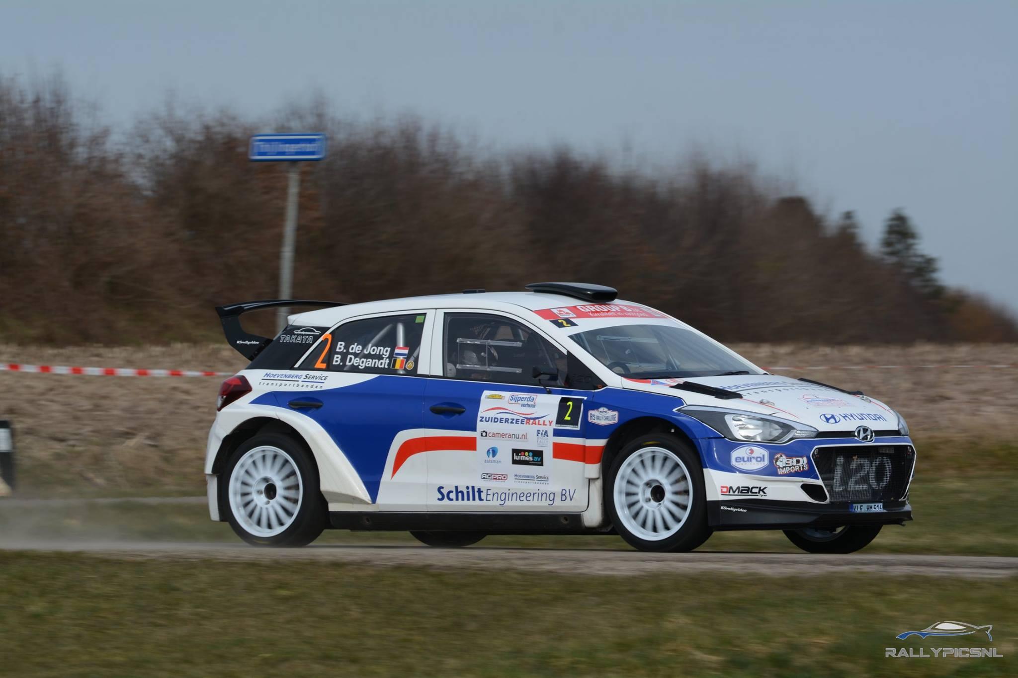 Zuiderzee Rally 2018