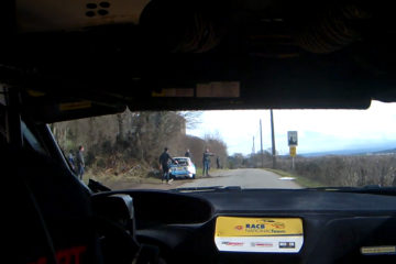 Onboard Spa Rally 2018