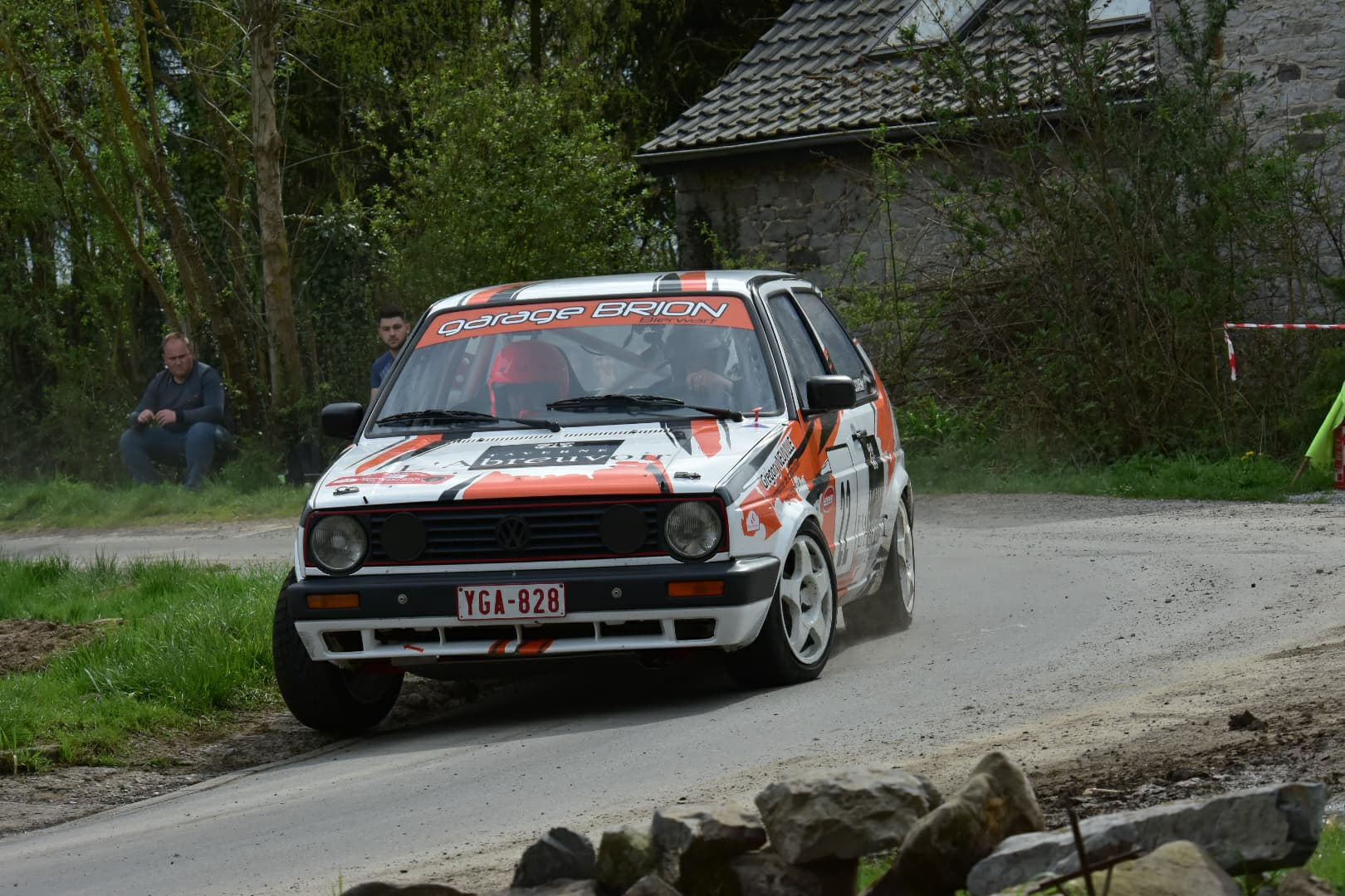 Rallye-Sprint Memorial Fanny 2018