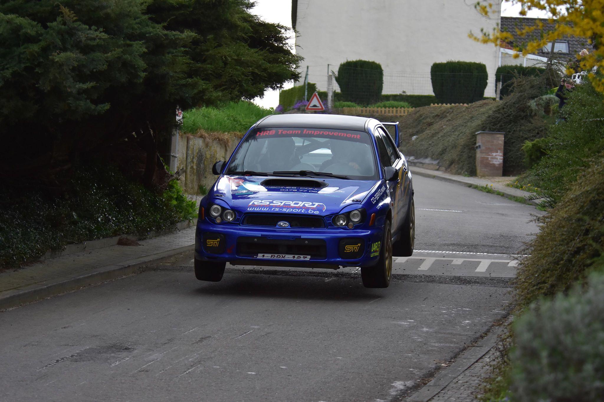 Rallye-Sprint Memorial Fanny 2018