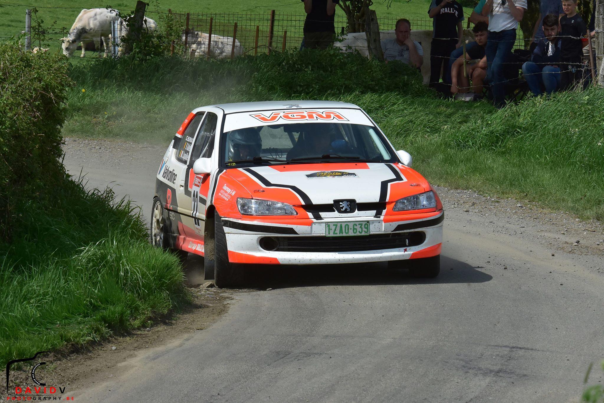 Rallye Salamandre 2018